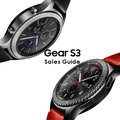 【經典版】SAMSUNG Gear S3不銹鋼合金IP68防水防塵的智能手錶(BT藍芽版)◆送原廠錶帶+三星Samsung 32G OTG隨身碟