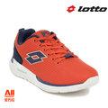 【Lotto】【全方位運動戶外館】男款 休閒運動慢跑鞋 -珊瑚紅 (L5002)