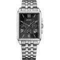 Hugo Boss Black簡約流線計時運動腕錶/H1512576