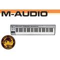 【小麥老師樂器館】M-AUDIO Prokeys sono 61 錄音介面主控鍵盤 61鍵 半重鍵鍵盤 keyboard