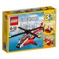 【LEGO樂高】3合1創作系列 31057 火焰直升機