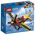 【LEGO樂高】城市系列 60144 競賽飛機