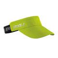 2XU Performance Visor 跑步中空帽 萊姆綠/黑