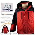 【大盤大】goldlion 羽絨外套 M號 男裝 長版外套 冬 拉鍊外套 長版大衣 禮物 保暖外套 大陸百貨精品 防風