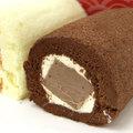 預購【巴特里】奶凍捲蛋糕X1條 (香草/巧克力 2種口味)