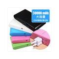 【電力悍將】30000mAh 行動電源 (2仟萬產險保障/充電/iPhone/iPad/Samsung/SONY/HTC)
