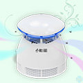 【勳風】捕蚊專家LED光觸媒USB滅蚊燈 HF-D237U