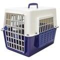【強棒寵物 火速出貨】皇冠雙色運輸籠(小)639寵物提籠/外出提籠/運輸籠/手提籠/狗貓皆可適用唷~