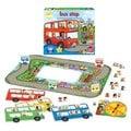 英國【Orchard Toys】幼兒上下公車遊戲(新版)bus stop