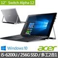ACER Switch Alpha SA5-271P-574Y 強效變形筆電