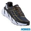 HOKA ONE ONE CLIFTON3 輕量動能緩震 (男)馬拉松鞋 - HO1012046MNMG 午夜藍/金屬色 [陽光樂活]