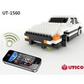 【UTICO微型積木】智慧手機藍芽遙控積木車-AE86 / 遙控車 1560