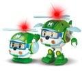 【救援小英雄POLI波力】變形車系列 - LED變形赫利 RB83096