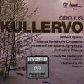 60665 西貝流士:《庫列沃》(SACD) Sibelius: Kullervo Op.7 (Spano / ASO) (Telarc)