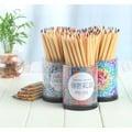 至尚創美60色彩色鉛筆桶裝我的秘密花園彩色鉛筆涂鴉鉛筆筆