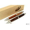 【圓融文具小妹】日本 三菱 uni PURE MALT 0.5mm 橡木 桶材 自動鉛筆 M5-1015