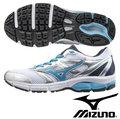 歡慶24小時開店38折 詹士 MIZUNO WAVE LEGACY WIDE 女 慢跑鞋 J1GF151430