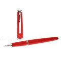 萬寶龍 PIX 鉑金夾 珊瑚紅 鋼珠筆- 114813德國 MONT BLANC