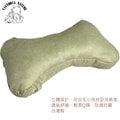 竉物狗骨頭睡枕、抱枕、多功能枕、造型枕-雅緻米麂皮 台灣製(L)款 55CM x 35CM x 6CM