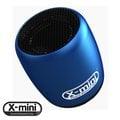 【電子超商】X-mini CLICK 【藍】迷你隨身藍牙喇叭 藍芽遙控喇叭 可支援自拍功能