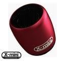 【電子超商】X-mini CLICK 【紅】迷你隨身藍牙喇叭 藍芽遙控喇叭 可支援自拍功能