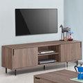 Homelike 妮克6尺電視櫃 客廳 歐風 木心板 免組裝專人配送