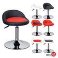 LOGIS邏爵- 低卡咪吧台椅/低吧檯椅/工作椅/美容椅/休閒椅/美髮椅 6色 029A0