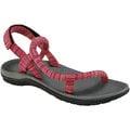 日本 Mont-bell 桃紅色 輕量 涼鞋 1129342   碧綠商行