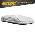 【露營趣】安坑特價 MEEDO MD-9032 車頂行李箱 白 420L 車頂箱 旅行箱