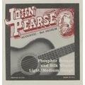 ♪♪學友樂器音響♪♪ John Pearse 610LM 磷青銅鑲絲 美製民謠吉他弦 木吉他弦 12-53