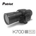 愛國者 K700 III 三代 PLUS 170度 防水型1080P 極限運動 機車行車記錄器 另 MIO M550 M560 S1 【摩利亞】