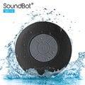 美國聲霸SoundBot SB510 藍牙喇叭 藍芽防水淋浴 隨身便攜免持喇叭 - 鐵三角 飛利浦 Beats Bose Doss Panasonic Sony JS JBL TDK Wonder