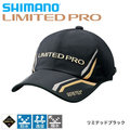◎百有釣具◎SHIMANO 頂級GORE-TEX LIMITED PRO CA-100Q 高透氣釣魚帽 黑/紅/白