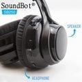 美國聲霸SoundBot SB250 無線藍牙耳罩式耳機 + 無線藍牙喇叭 - 藍芽 鐵三角 飛利浦 Beats Bose Doss Panasonic Sony JS JBL TDK Wonder
