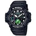 寶儷鐘錶【分期0利率】CASIO G-SHOCK GULFMASTER GN-1000MB-1A 黑色x翡翠綠 海洋系列 溫度方位月相潮汐 公司貨