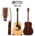 【金聲樂器】Martin HD-28 美國廠 經典名琴 HD28 全單板民謠吉他
