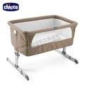 ★衛立兒生活館★Chicco Next2Me多功能移動舒適嬰兒床-異國棕