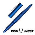 【詮國】Fox 義大利狐狸牌 - MTD BL 戰術防身筆 / 攻擊器 / Allen Elishewitz 設計 - AJ-1119 MTD BL 藍