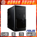 【阿福3C】華碩 ASUS 繪圖商用電腦【intel i5-4590 8G 1T Quadro K620繪圖卡 DVDRW Win7 專業版】