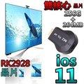 ios11 (雙核心RK3036)Anycast M2 Plus 無線HDMI 同屏器 電視棒 手機電視 無線影音傳輸