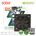 SEED 種子 G10 80PLUS 白牌 500W 電源供應器