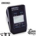 『立恩樂器』 SEIKO DM51 夾式 節拍器 電子 五色可選 (黑色款) DM-51