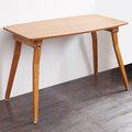 免組裝 茶几 桌子 書桌 工作桌 和室桌 收納『家具先生』貼心圓角實木桌腳折合桌 TA037