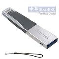 SanDisk iXpand Mini 32GB USB 3.0 / Lightning 雙用隨身碟 (公司貨, SDIX40N-032G ) 支援 iPhone 及 iPad