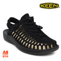 【KEEN】【全方位運動戶外館】男款 UNEEK 戶外休閒涼鞋-黑(1014097)