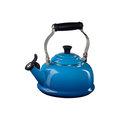 LE Creuset 笛音壺 水壺,1.6L,馬賽藍 (大容量)