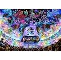 500片*透明mini【日本進口拼圖】Disney迪士尼#米奇音樂家-水上音樂會 透明迷你拼圖(500pcs)DSG-500-437☆~HaiZu