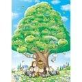 1000片*mini【日本進口拼圖】史努比SNOOPY-大樹下 迷你拼圖 / PEANUTS(1000pcs)EP29-501 ☆~HaiZu