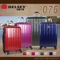『旅遊日誌』下殺36折 法國大使Delsey 大容量行李箱 Helium Aero 雙排輪25吋旅行箱 076 容量可擴充 送好禮