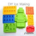 [現貨1~7款] Lego樂高積木 矽膠製冰盒 軟糖 巧克力 DIY